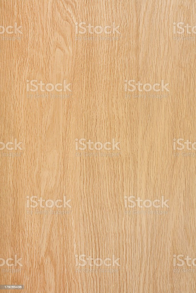 Light American Oak Wood Background royalty-free stock photo