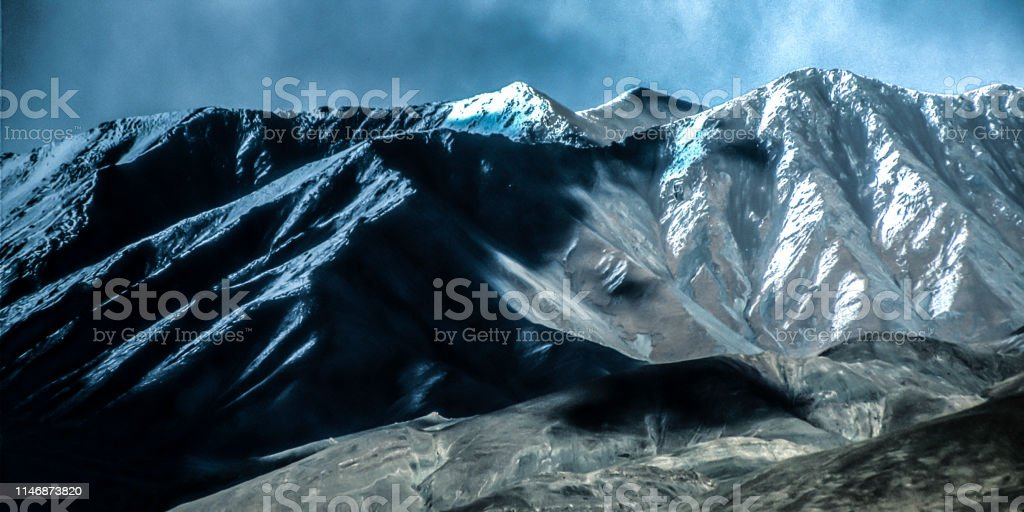 licht und schatten in tibet – Foto