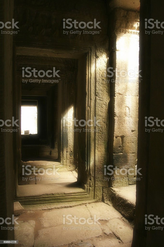 Luz y sombra foto de stock libre de derechos