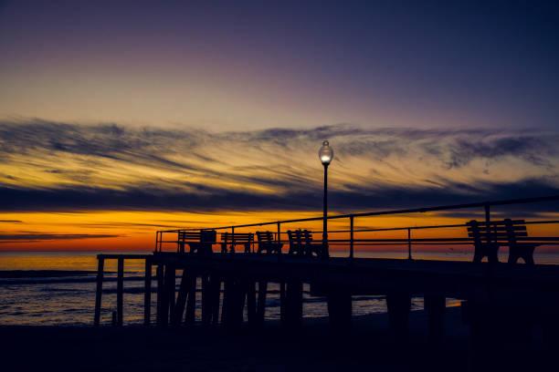 Light at Dawn stock photo