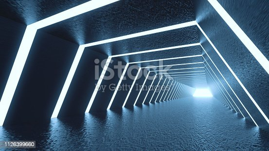 949309726 istock photo Light at the end of the tunnel 1126399660