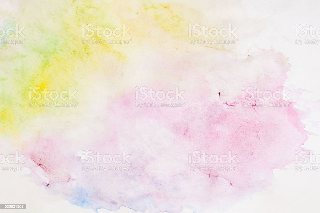 Light background paper texture in soft shades of spring colors stock photo