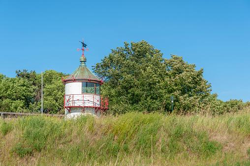 Light beacon Ranzow at in Putgarten