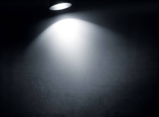 light beam on the paper - light effect stock pictures, royalty-free photos & images