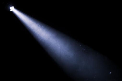 Light beam.
