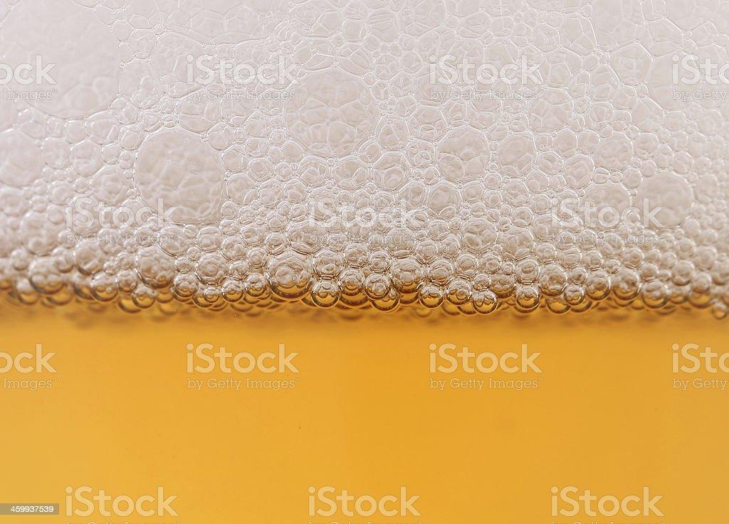 Light beer background. stock photo