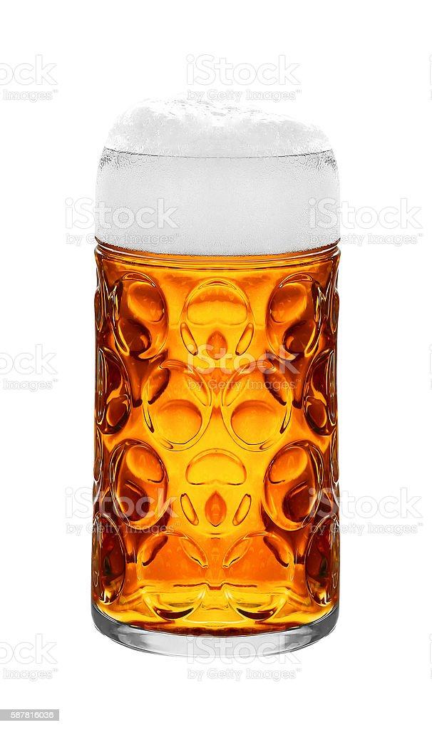 light beer stock photo