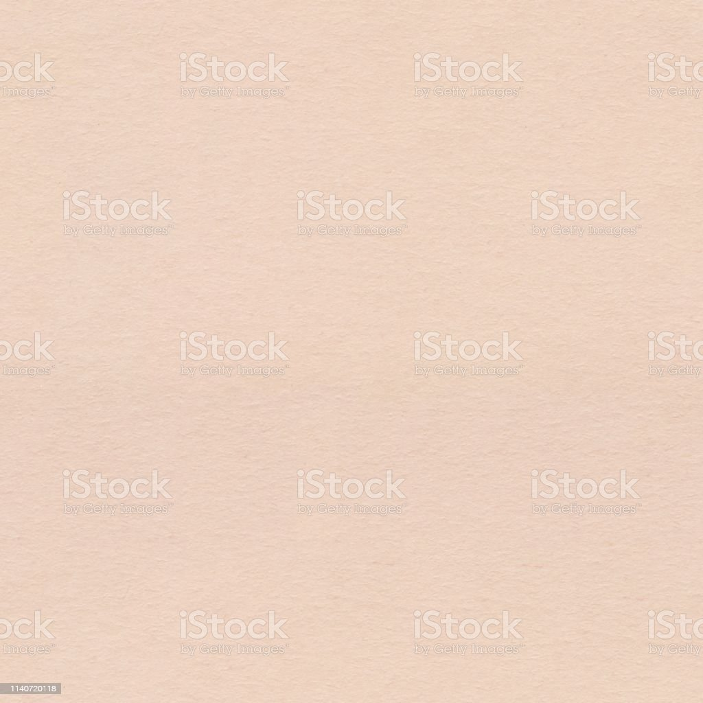 Light Beige Paper With Vintage Grunge Texture Seamless