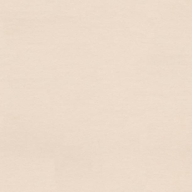 light beige tone water color paper texture. seamless square back - beige background stock photos and pictures