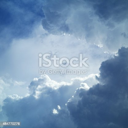 istock light between the clouds 484770276