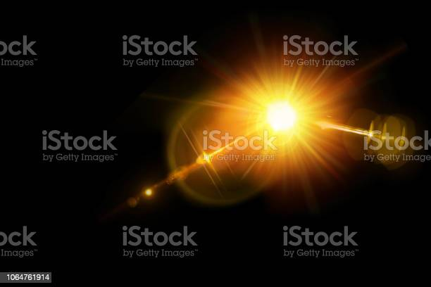Photo of Light Blast Effect