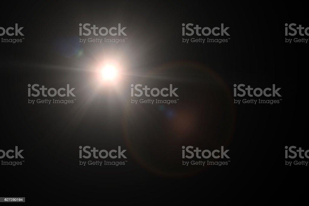 Explosion de lumière  - Photo de Abstrait libre de droits