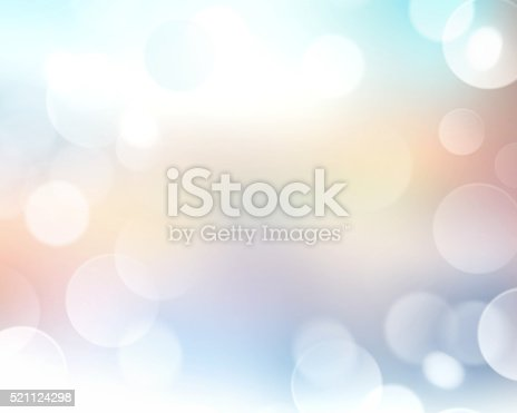 524700656 istock photo light blue abstract bokeh blur background. 521124298