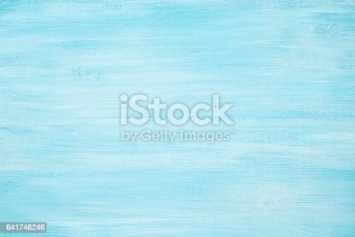 istock Light blue abstract wooden texture background image 641746246