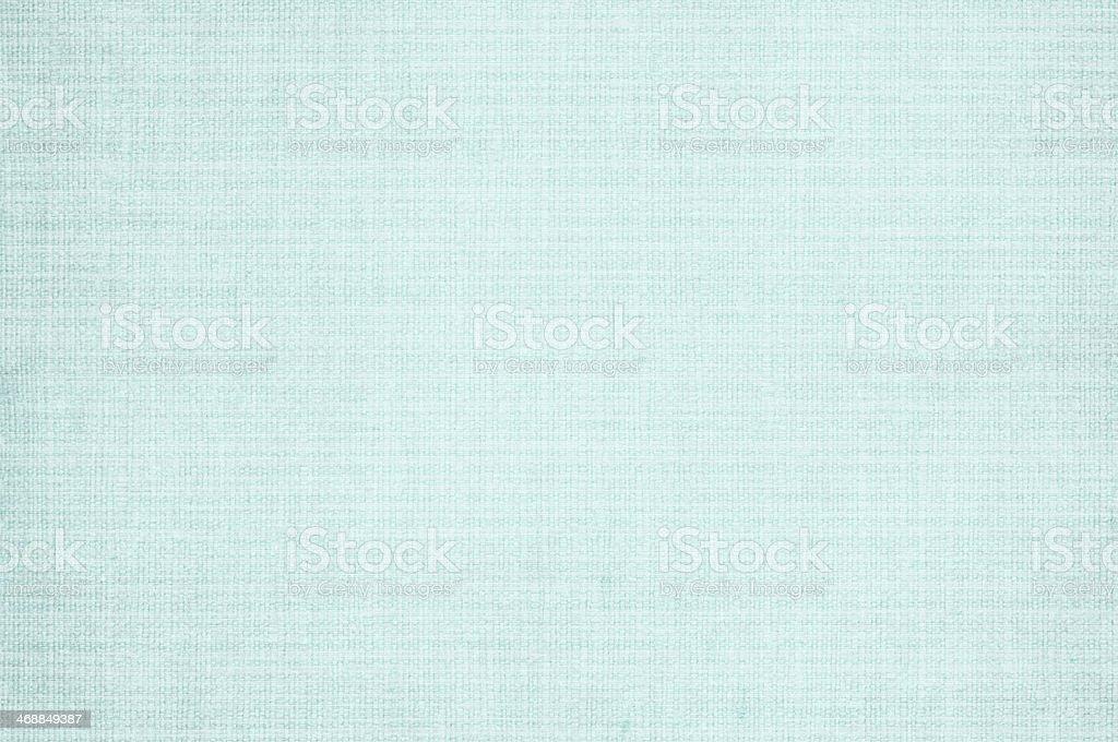 Light blue canvas texture paper background stock photo