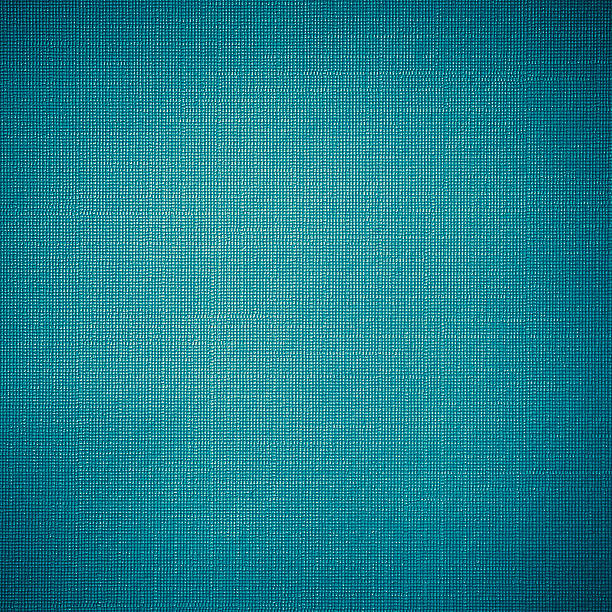 Teal Abstract Background Stock Photo A Light Blue Canvas Textured Square