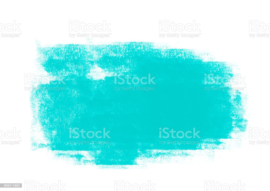 Light blue graphic color graphic color brush strokes patches effect stock photo