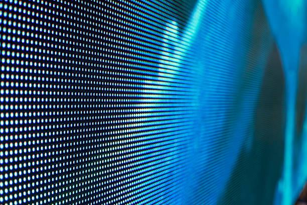smd-LED-Licht Blau – Foto