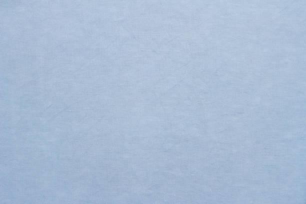 Hellblau Leinen Pastell Stoff, Hintergrund oder Textur – Foto