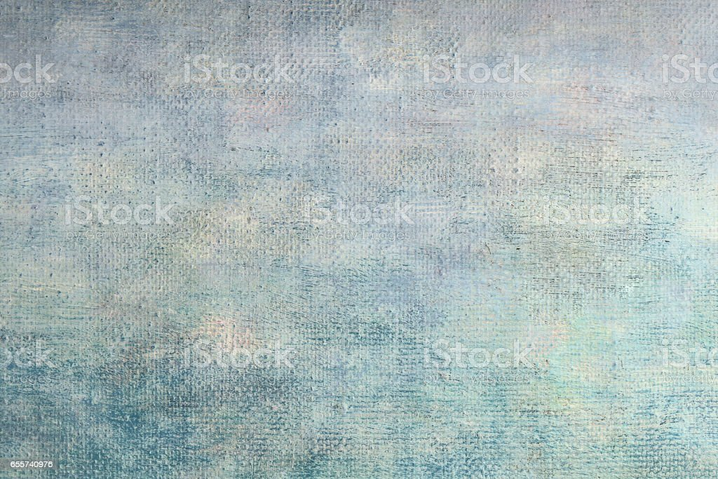 Royalty Free Abstract Oil Paint Texture On Canvas Background