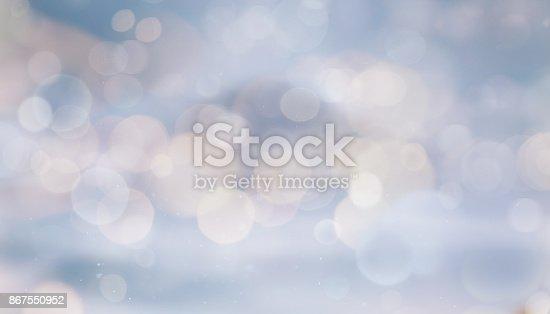 istock Light blue 867550952