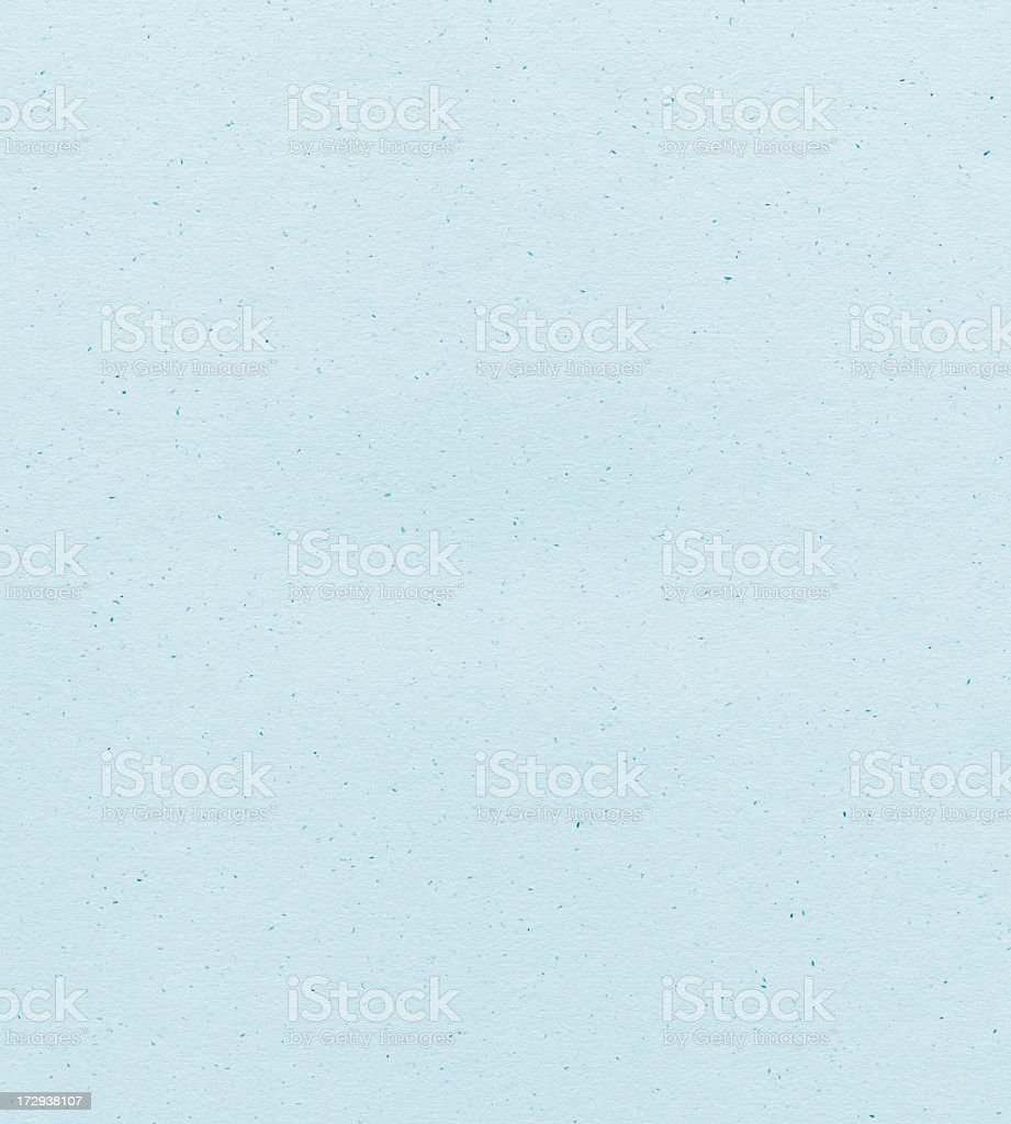 light blue recycled paper stock photo