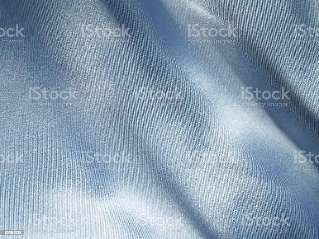 Light Blue Satin Background royalty-free stock photo
