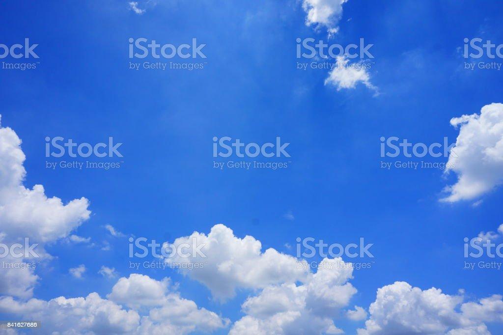 Light Blue Himmel – Foto