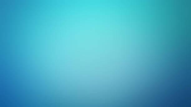 light blue soft gradient defocused blurred motion résumé contexte - bleu photos et images de collection
