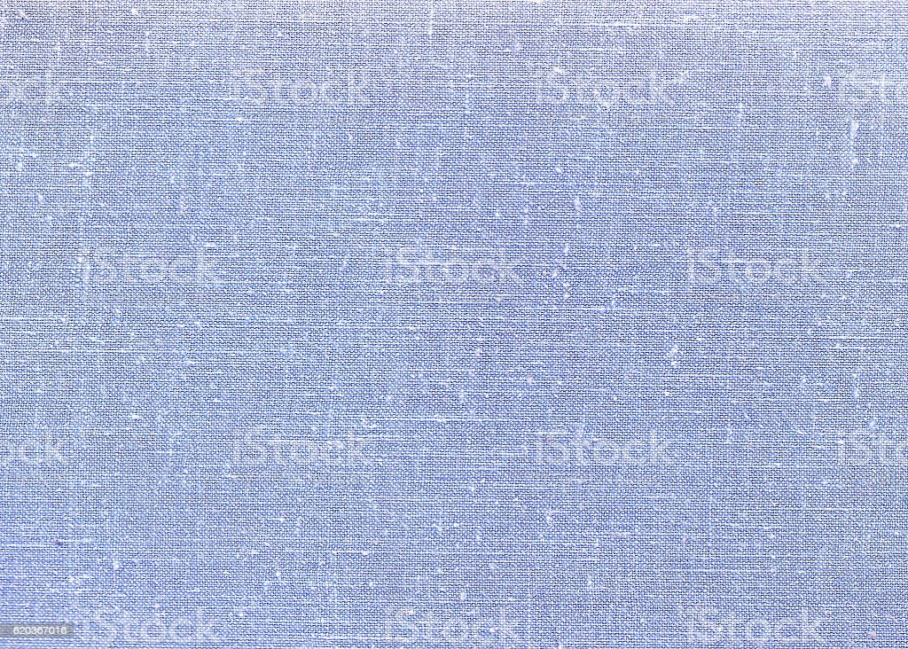 Light blue textile cotton pattern. zbiór zdjęć royalty-free