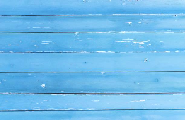 Texture bois bleue légère - Photo