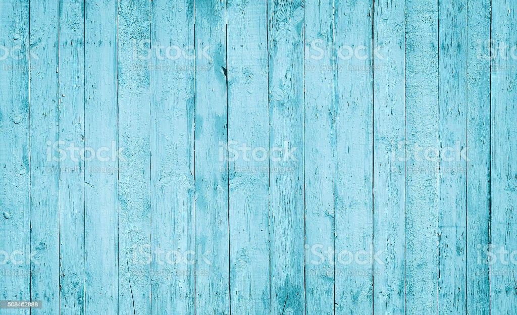 light blue wooden planks stock photo