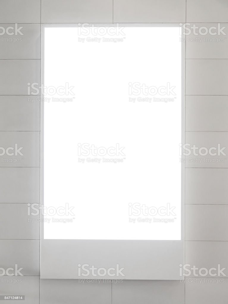 light box stock photo