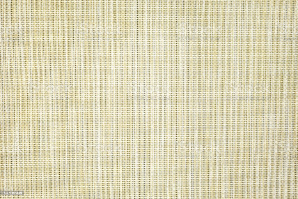 Light brown synthetic weave background. stock photo