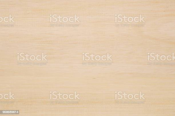 Photo of Light Brown Wood Texture Background