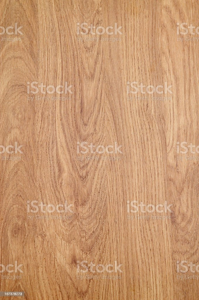 Light brown wooden piece as the background  stock photo