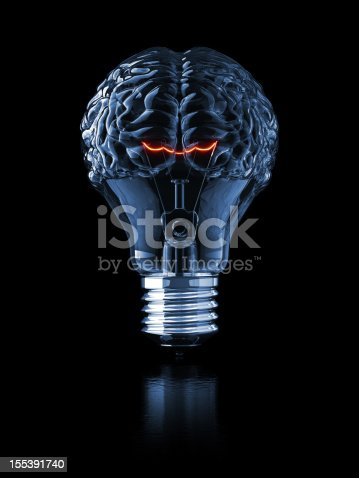 istock Light Bulb Brain 155391740