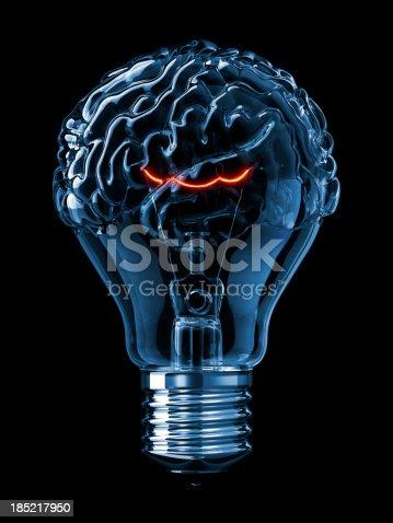 istock Light Bulb Brain 185217950