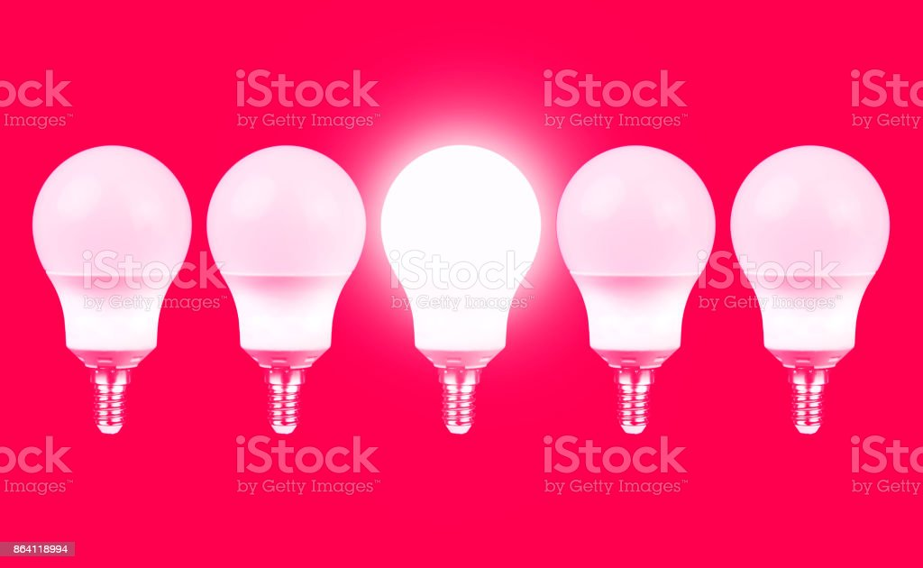 Light bulb concept royalty-free stock photo