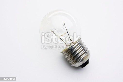 637166104 istock photo Light bulb - defekt 182733526