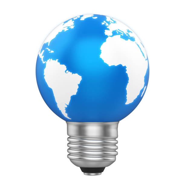 Royalty Free Earth Day Symbol Bulb Pictures Images And Stock Photos