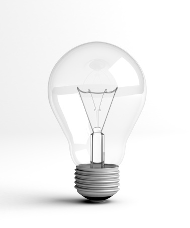 Light Bulb Stock Photo - Download Image Now