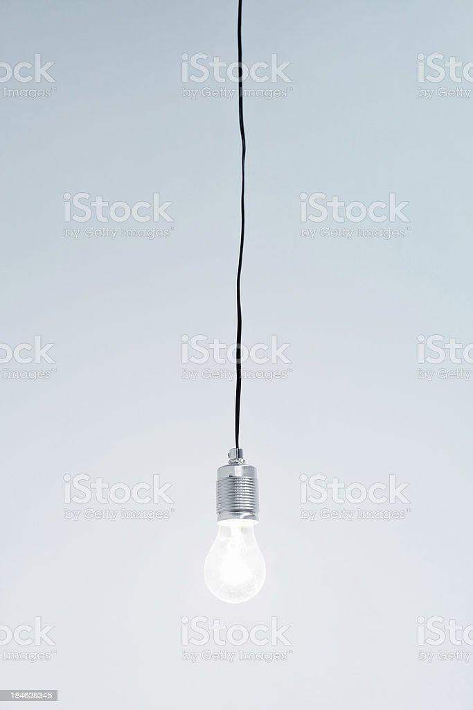 light bulb. royalty-free stock photo