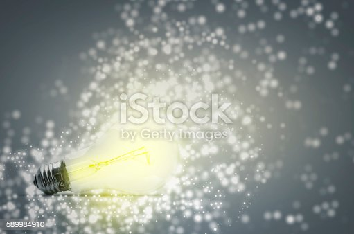 578276932 istock photo Light bulb 589984910