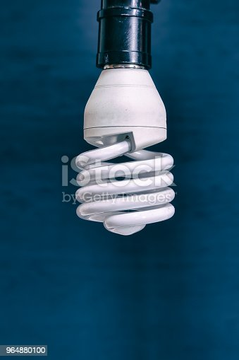 Light Bulb Stock Photo & More Pictures of Blue