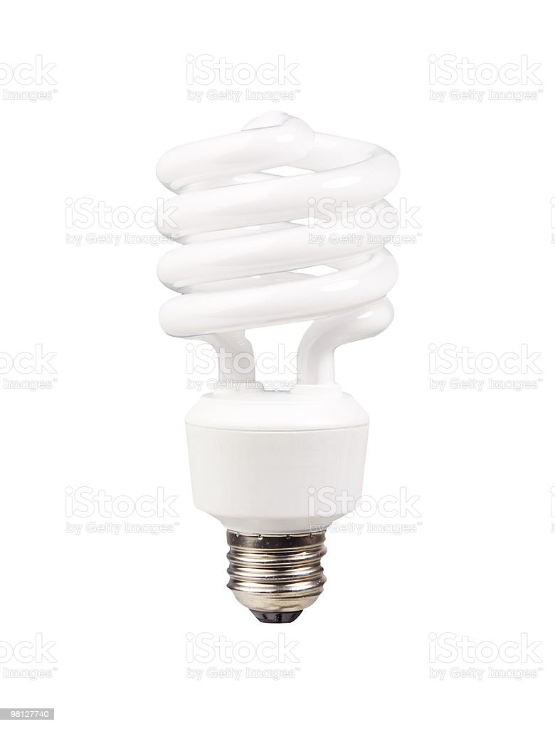 Lampadina foto stock royalty-free