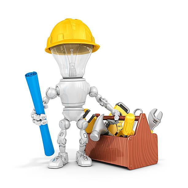 Light bulb robot picture id460784329?b=1&k=6&m=460784329&s=612x612&w=0&h=gfaydj9ciuj1jidrbd k8jtpterl1gm kz0fel3fg3y=