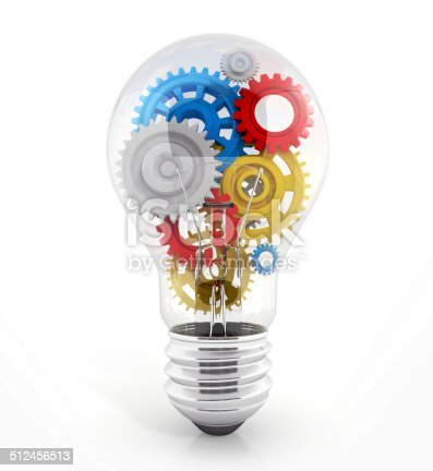 istock light bulb with gears in it 512456513