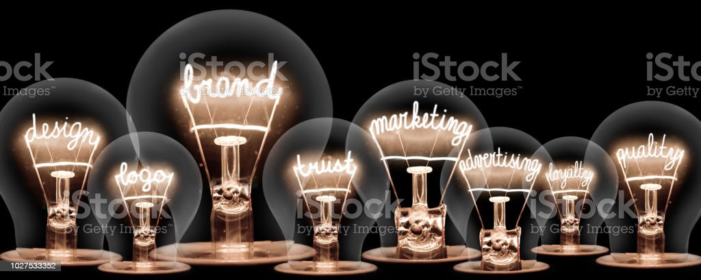 Light Bulbs Concept - Royalty-free Achievement Stock Photo