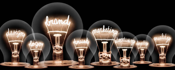 light bulbs concept - creativity stock photos and pictures